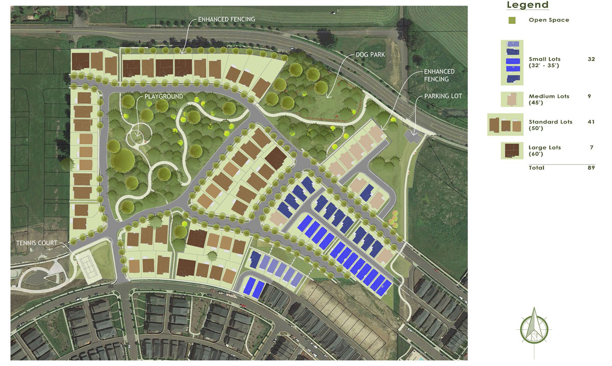 PCD Project Clermont Site Plan 3