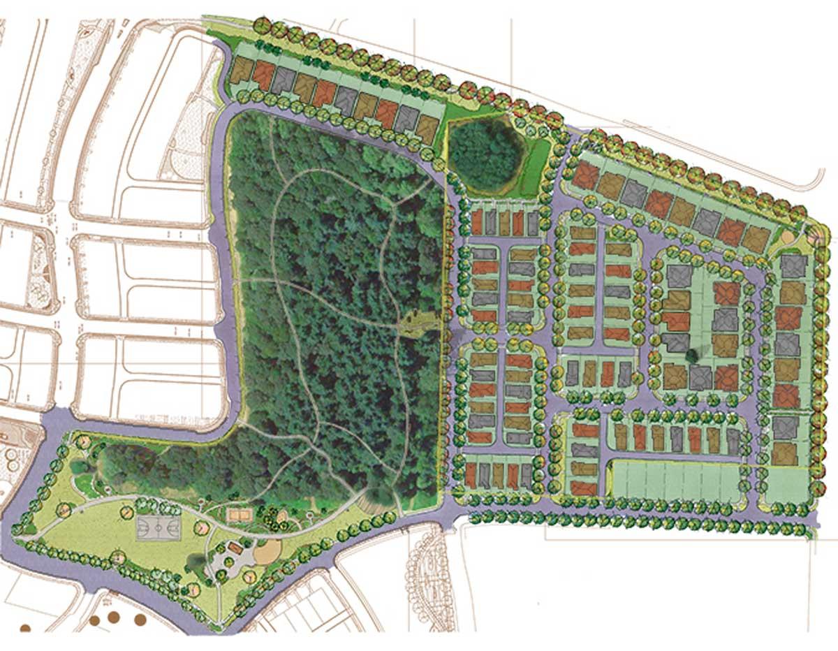 Land Use Planning Concept Design