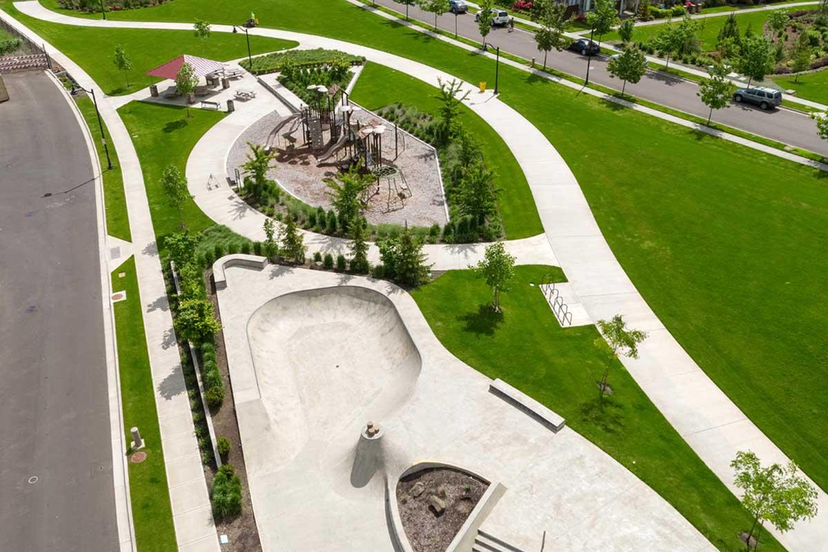 PCD Project - Villebois Park