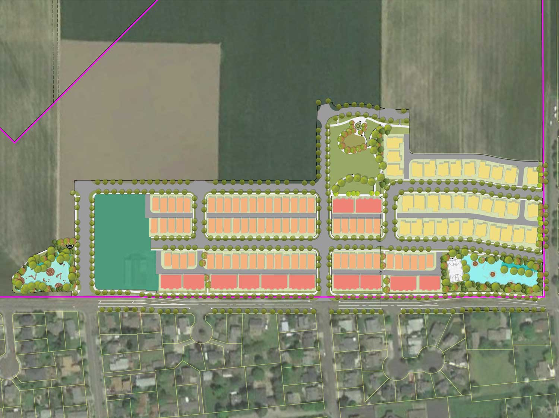 113008.Color Site Plan Aerial